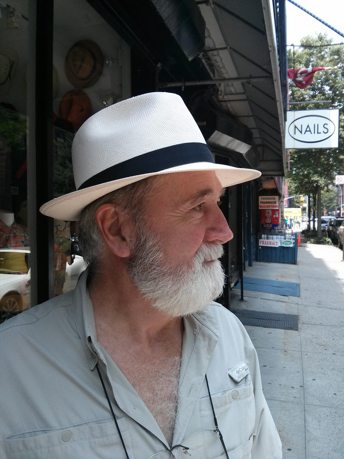 The Hat House   SUN PROTECTION Hats for men and women in New York ec838fd77