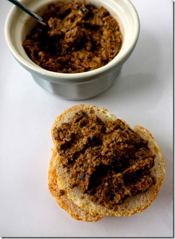 A Sort Of Tapenade