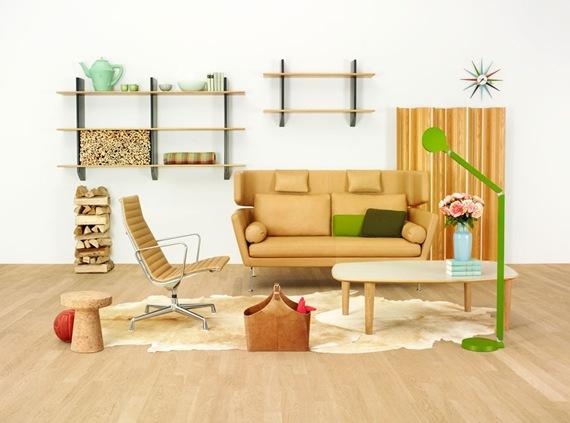 sofa para living con estilo moderno 2