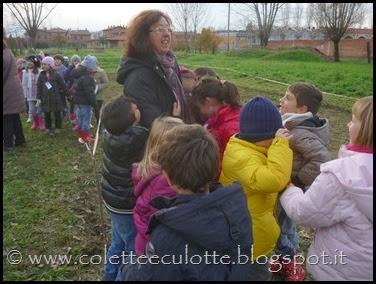 I bambini delle classi 1° della Scuola Primaria di Padulle piantano il grano! (39)