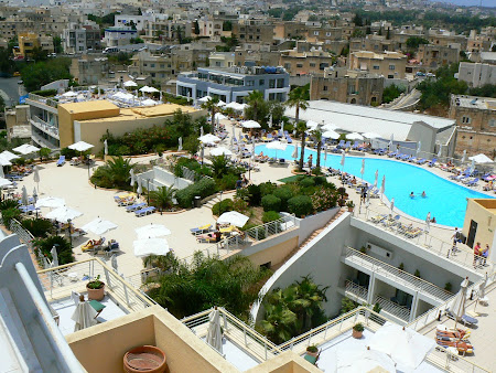 Malta accomodation: Hotel Intercontinental