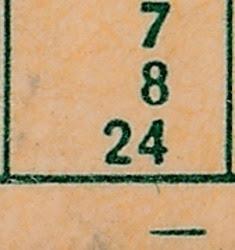 1959 Topps 384 Dave Sisler back variation 2