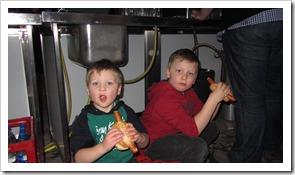 meine beiden Neffen Luca und Louis