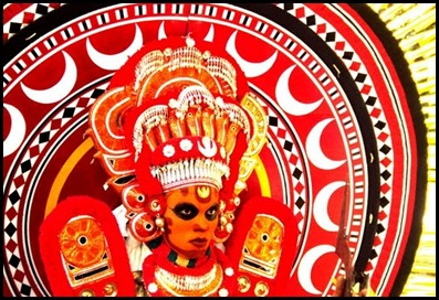 Theyyam Headdress