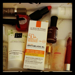 Favourite Products From Glossybox