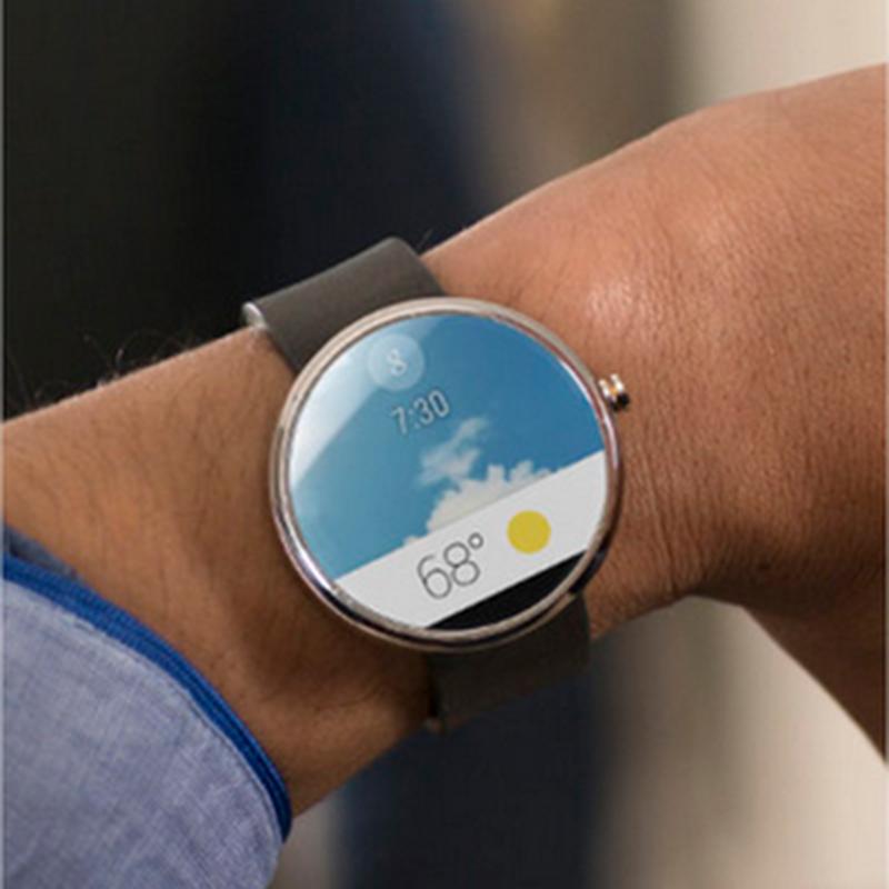 El concepto de Google de lo que debería ser un smartwatch