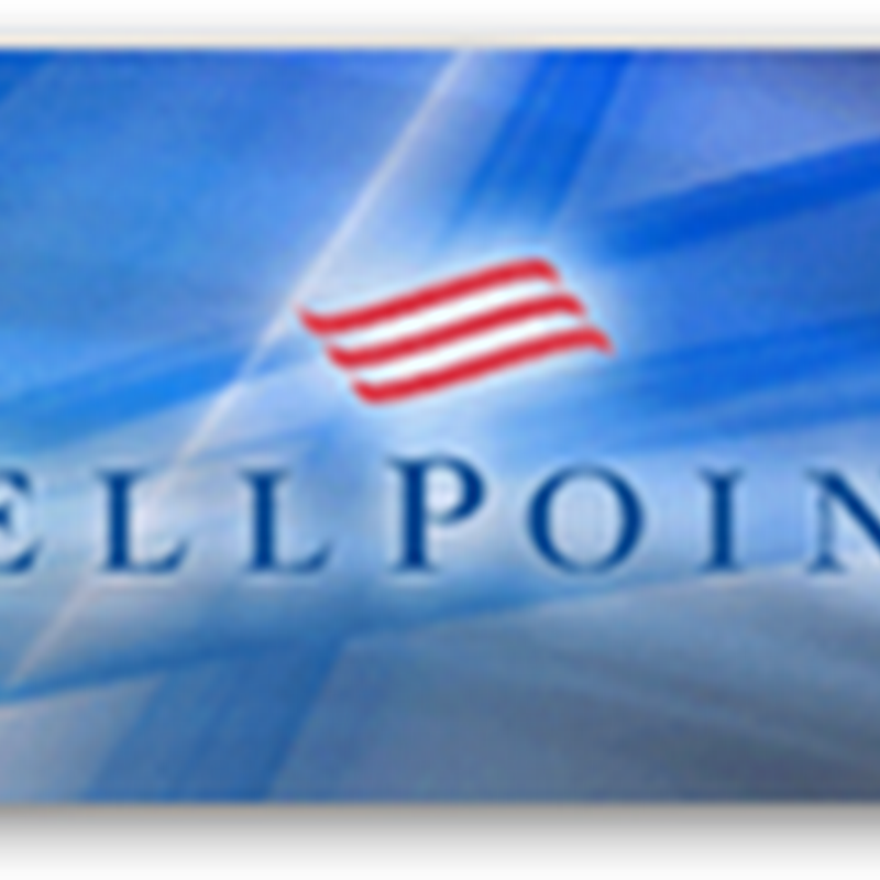 WellPoint Begins New Oncology Program For Providers Offering Doctors $350 Monthly Payment For Each Patient Treated Using Insurers Recommendations - Is This A Kickback Offer?