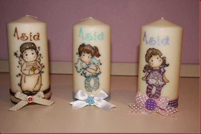candele 4
