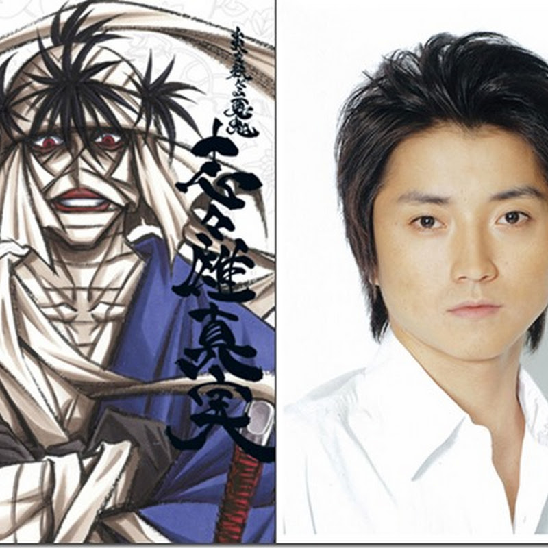Rurouni Kenshin Live Action Movie 2: New Actors revealed