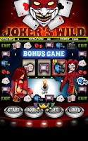 Screenshot of Jokers Wild Slot Machine HD