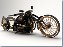 Steampunky Bike