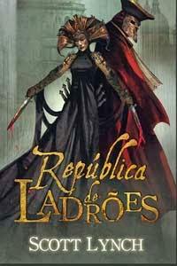 República de Ladrões, por Scott Lynch