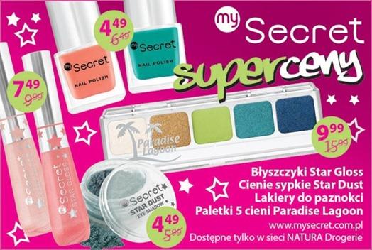 mySecret gaz 24 2012