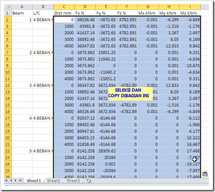 output excel2