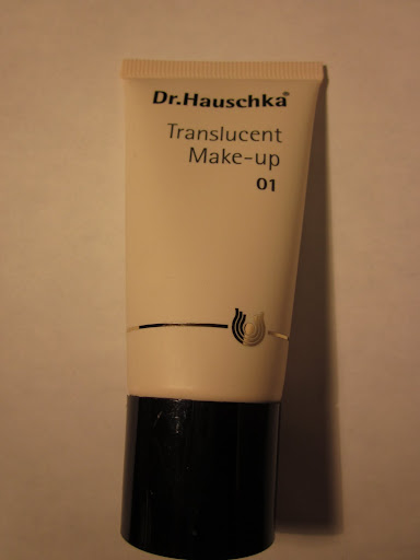 Dr. Hauschka Translucent Make-up ($36.95 for 1 fl oz)
