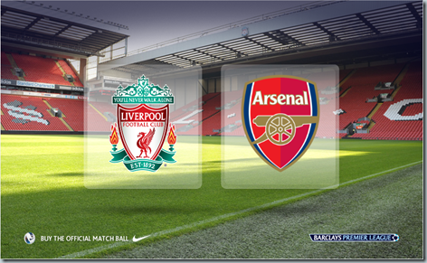 Fixture   Liverpool vs Arsenal-142057