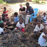 Kinderen helpen mee
