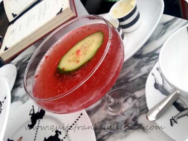 11 mad hatter's afternoon tea sanderson hotel scarlet martini