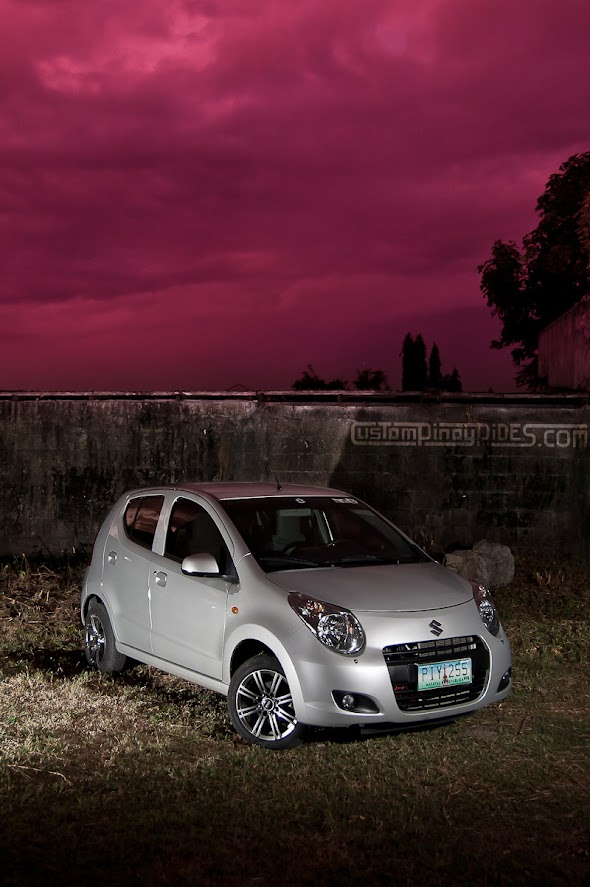 Shooting Cars with Dramatic Skies I AM THE aSTIG pic3