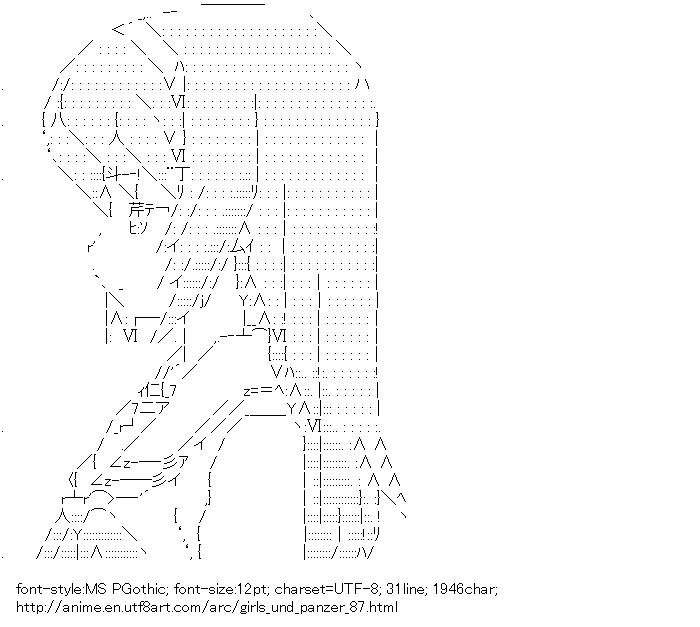 Girls und Panzer,Reizei Mako