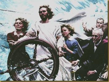 JESUS AL TIMÓN