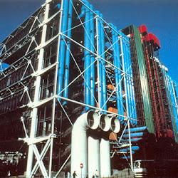 08.- Rogers y Piano. Centro Pompidou