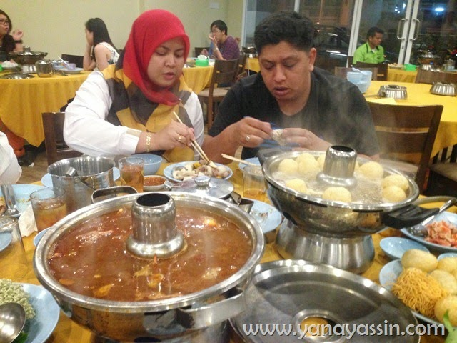 Yuen Steamboat Zenith Corporate Park Paradigm Mall