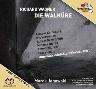 Richard Wagner: DIE WALKÜRE (PentaTone PTC 5186 407)