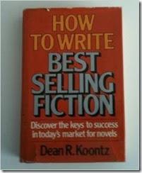 Koontz writing book