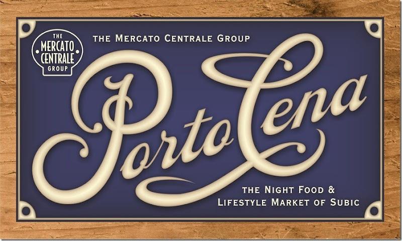 Porto Cena logo