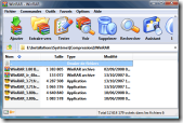 برنامج وينرار WinRAR لفك وضغط الملفات 3