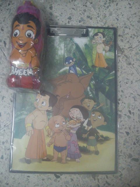 Chota bheem return gift