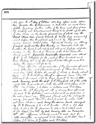SELLERS-WITT LAND DEED. BK 70, Pg 574(top)