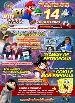 RJ - Rio Anime Clube
