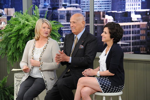 Martha Stewart, Oscar de la Renta, and Darcy Miller talk tips, gowns, and more.