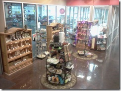 BB gift shop