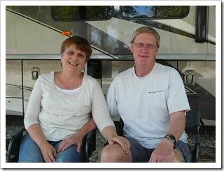 Paul & Mary Witwer in Bonifay
