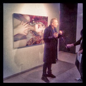 Gaultier Meeting Press