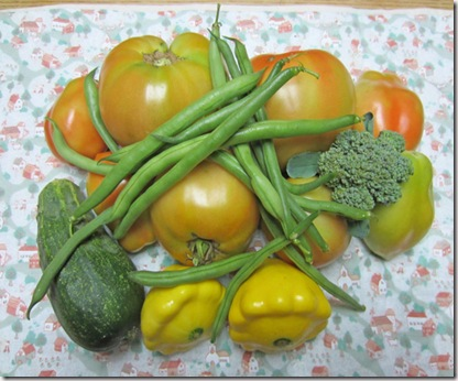Veggie assortment