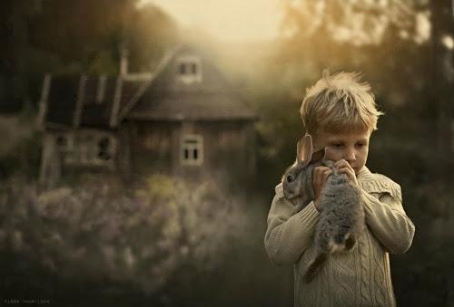 Animal children photography elena shumilova 9