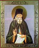 Репродукция (Софрино) с иконы, написанной к прославлению прп.Стефана Куртеева г.Вятка