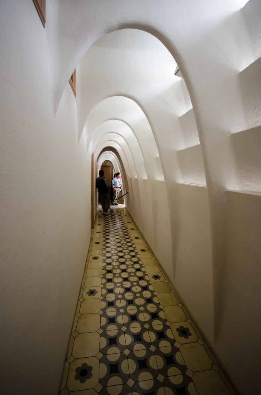 Hallway at Casa Batllo