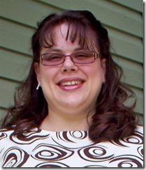 Melissa got glasses