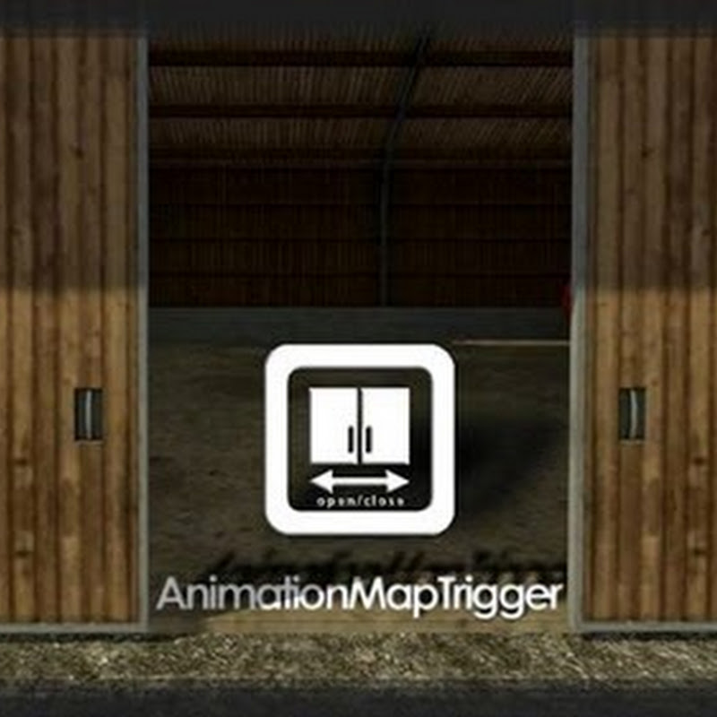 Farming simulator 2015 - Animation Map Trigger v 1.0.2