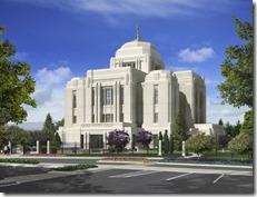 Mormon Mosque