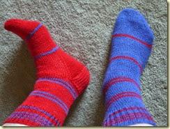 handmade socks 8