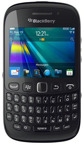 BlackBerry Curve 9220, by RIM