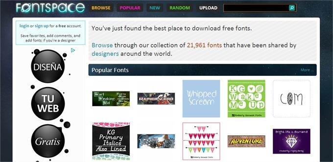 10 sitios web para buscar y descargar fuentes gratis 6