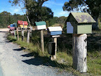 Mar 23 - Roadside mailboxes