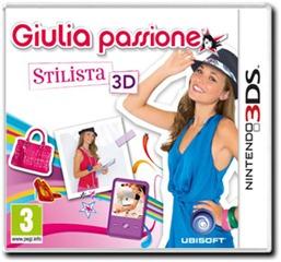 giulia_passione_stilista_3d_3ds